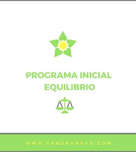 Protegido: Programa Inicial Equilibrio