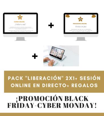 """Protegido: Pack """"Liberación"""" 2×1 + Regalos"""